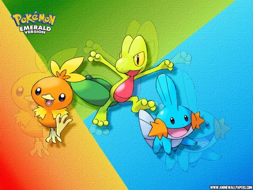My Pokemon WPs =)