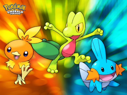 My Pokemon WPs =)
