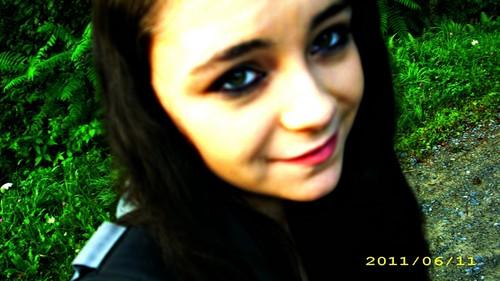 My crazyyyyy bunda friend! Skittles! (Cassie)!!