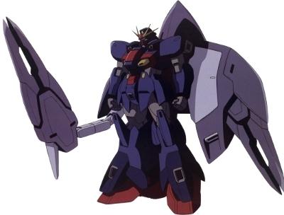 NRX-0015-HC Gundam Ashtaron Hermit краб