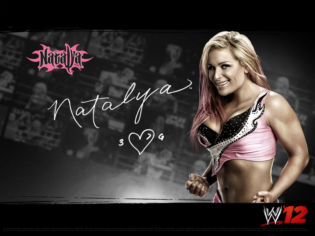 natalya wwe divas wallpaper 25808286 fanpop
