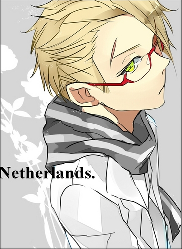 Hetalia wallpaper containing anime entitled Netherlands