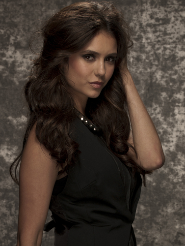 Elena Gilbert hình nền possibly with a cốc-tai, cocktail dress and a portrait entitled New Promotional bức ảnh HQ!