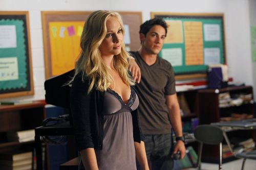 New stills; Caroline in 3x05 'The Reckoning' [HQ]