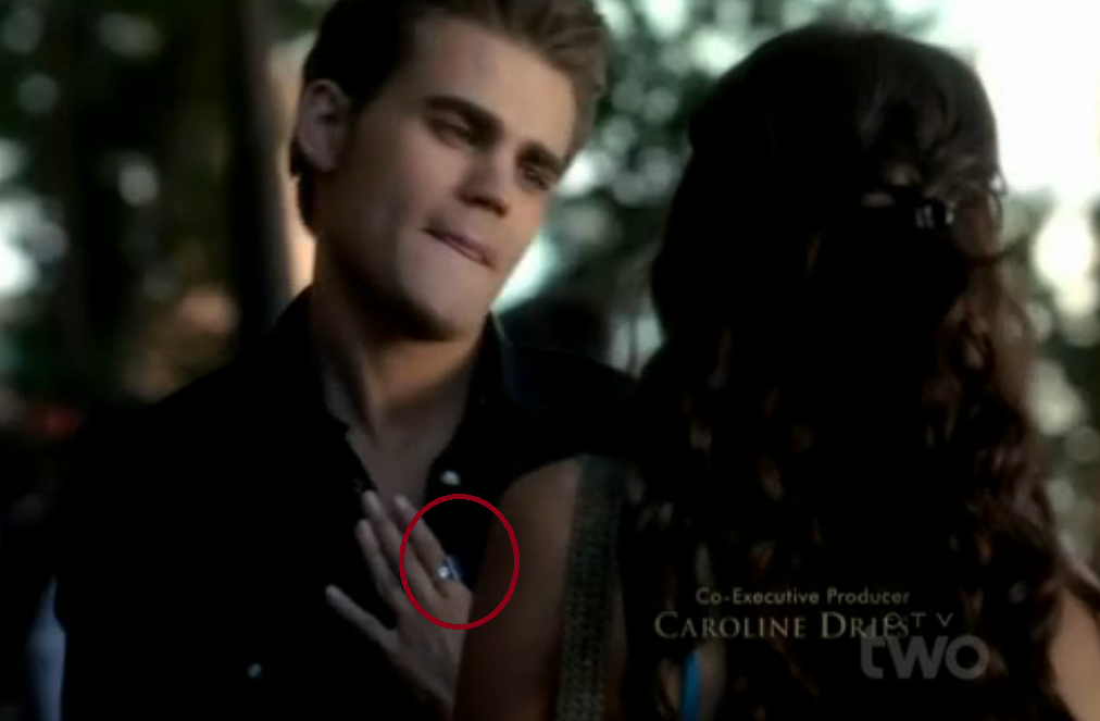 Vampire Diaries Ian And Nina Hookup In Real Life