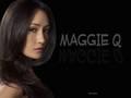 Nikita aka Maggie Q