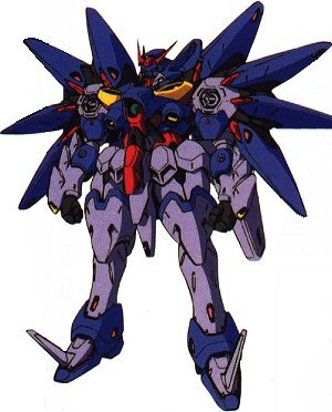 OZ-14MS Gundam Aquarius