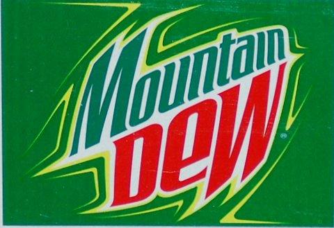 O_O Mountain Dew. <3