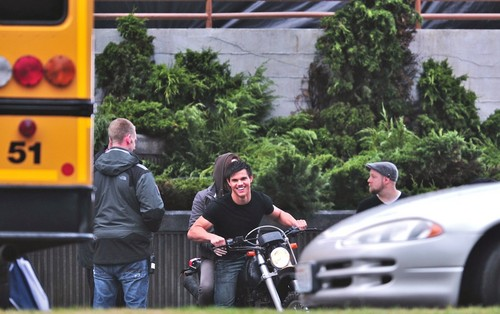 On The Set Of Eclipse - September 10, 2009
