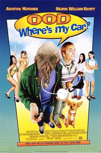 Ood where's my car?