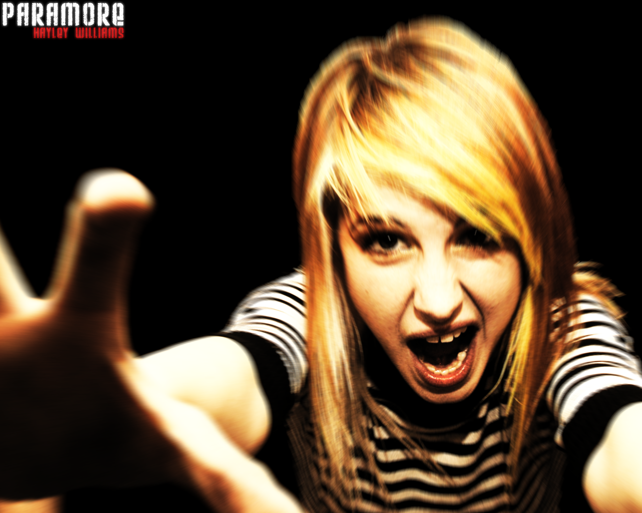 Paramore Paramore Wallpaper 25834394 Fanpop