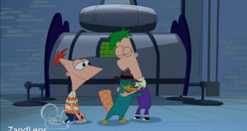 Phineas&Ferb