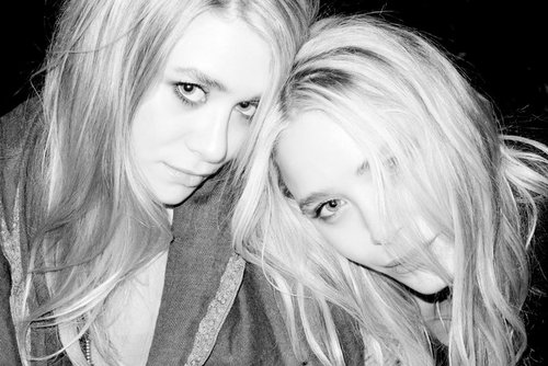 Photoshoot By Terry Richardson - JUNE 2011