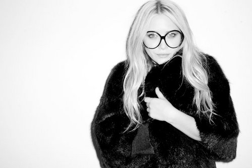 Photoshoot door Terry Richardson - May 2011