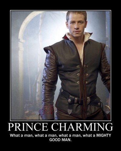 Prince Charming - once-upon-a-time Fan Art