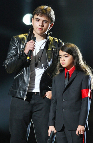 Prince and Blanket