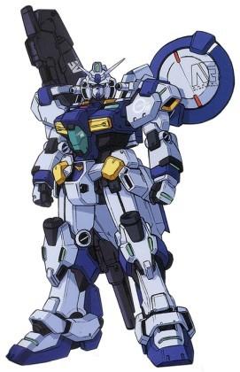 "RX-78GP00 Gundam GP00 ""Blossom"""