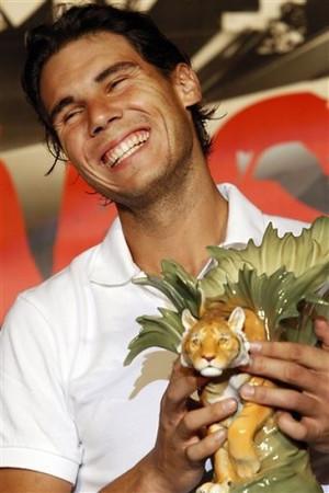 Rafa Nadal Taiwan Exo with David Ferrer