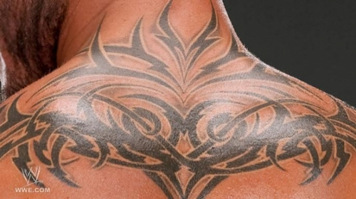 randy orton wallpaper titled Randy orton Tattoo