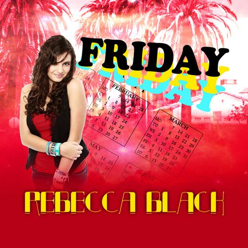 Rebecca Black :P Read commentaren