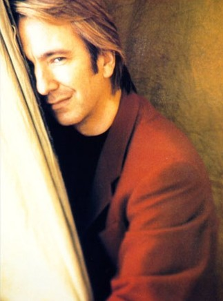Alan Rickman achtergrond entitled Red Hot Alan