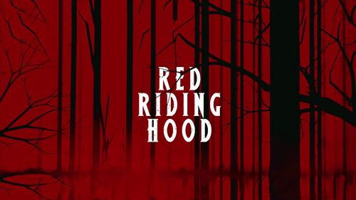 Red Riding hud, hood kertas dinding