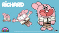 Richard - the-amazing-world-of-gumball wallpaper