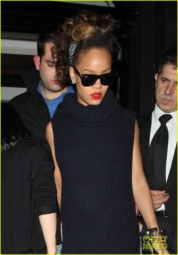 Rihanna: Nozomi Night Out