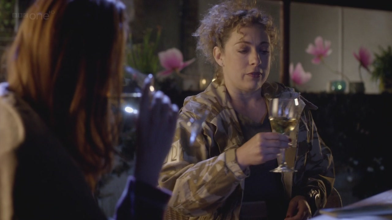 Wedding River Song River Song River Song 6x13