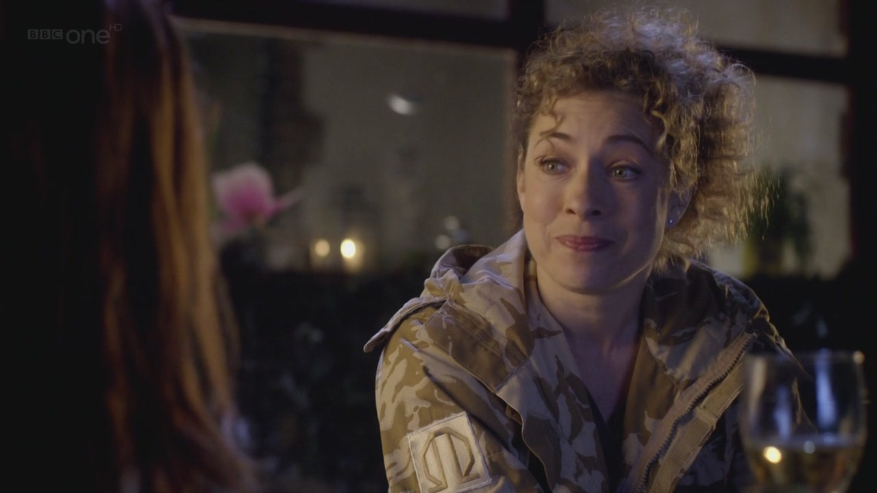 River song river song - 6x13 - the wedding of river song