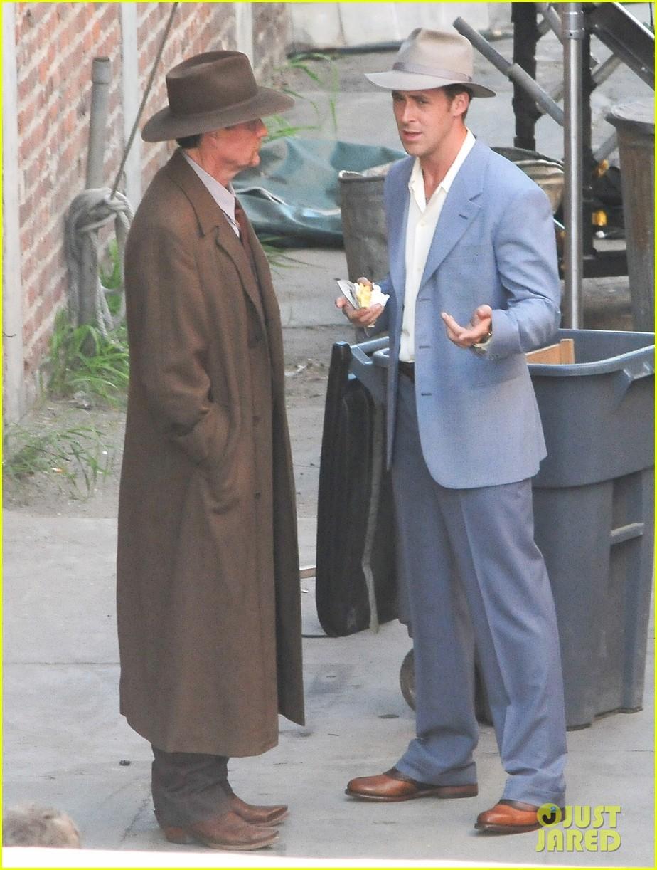 Ryan Gosling: I'm a Pretty Weird Looking Guy!