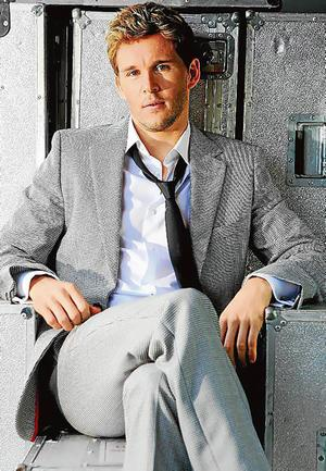 Ryan Kwanten wallpaper with a business suit, a suit, and a three piece suit entitled Ryan Kwanten