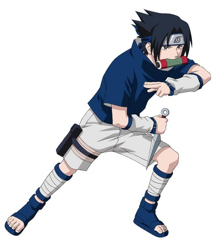 Uchihas wallpaper probably with an ice hockey called SASUKE