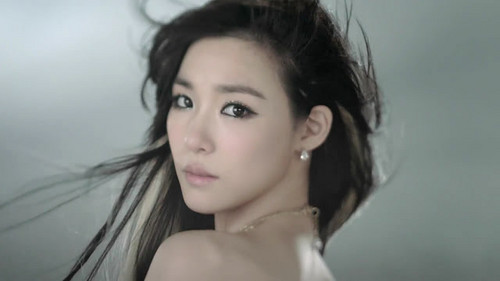 SNSD Tiffany The Boys 2nd Teaser - kpop Screencap