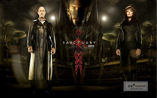 Sanctuary fondo de pantalla titled Sanctuary