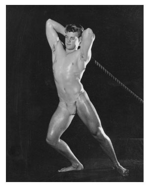 Sandy Alcorn - vintage-beefcake Photo