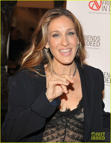 Sarah Jessica Parker: Friends in Deed Gala!