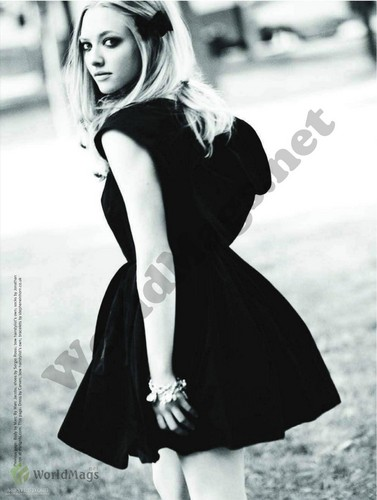 Scans of Amanda in Glamour UK magazine (Including new pics + interview)
