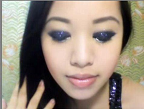 Scarlet's Makeup