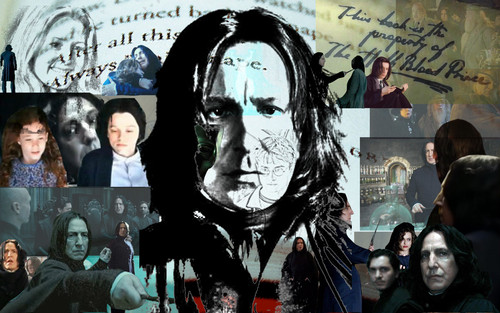 Severus Snape wallpaper entitled See Clearer