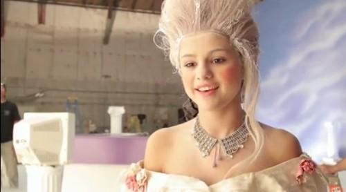 Selena Gomez MV Shots