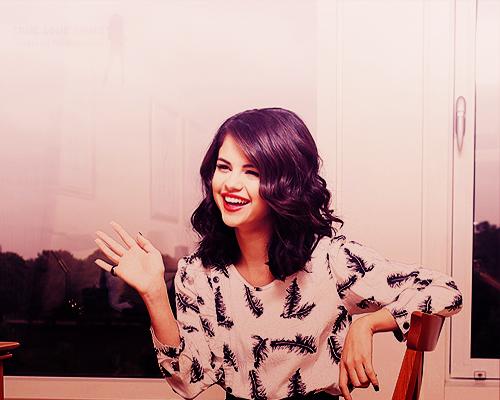 Selena ♥ Gomez