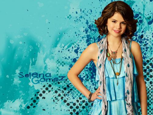 ウェイバリー通りのウィザードたち 壁紙 titled Selena