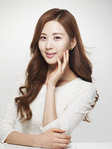 Seohyun poses for Face comprar