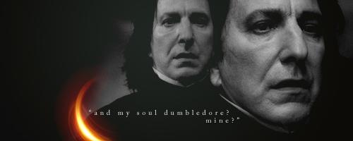 Severus's Soul