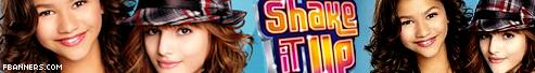 Shake it up! Banner