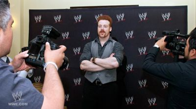 Sheamus - Mexico