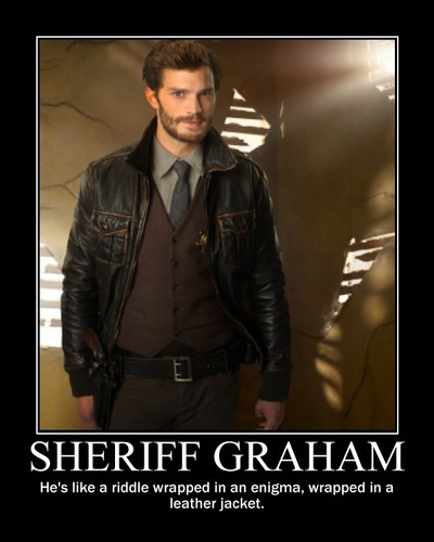 Sheriff Graham - once-upon-a-time Fan Art