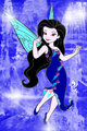 Silver Mist- fairy of water - disney-fairies fan art