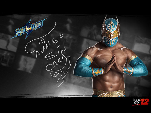 WWE wallpaper called Sin Cara